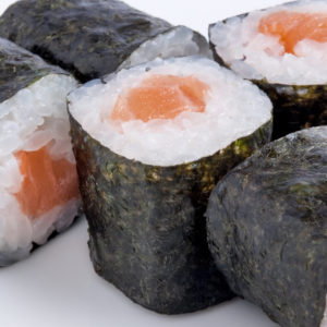 Hosomaki-Salmone